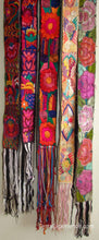 Chichicastenago Sash Belts or Fajas from Guatemala - Rack 18B