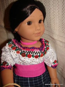 "Coban 18"" Doll Outfit by Sofia's Friends"