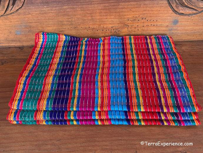 Scarves: Beautiful Woven Cotton Scarves 11