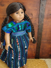 "Doll - Santa Catarina Palopo 18"" Doll Outfit  (7 color options)"