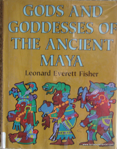 Gods and Goddesses of the Ancient Maya