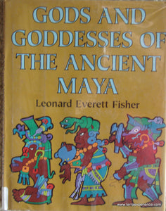 CB - Fisher, Gods and Goddesses of the Ancient Maya