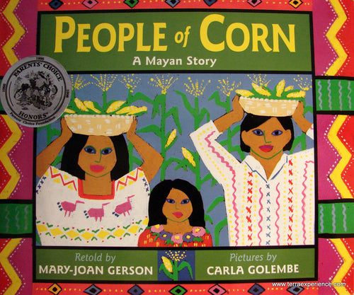 CB - Gerson, People of Corn: A Mayan Story
