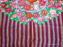 Huipil - Patzun, Woman's Flowered H_PA_13-11