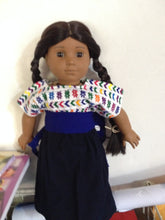 "San Rafael 18"" Doll Outfit by Mayan Hands Group"