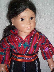 "Solola 18"" Doll Outfit"