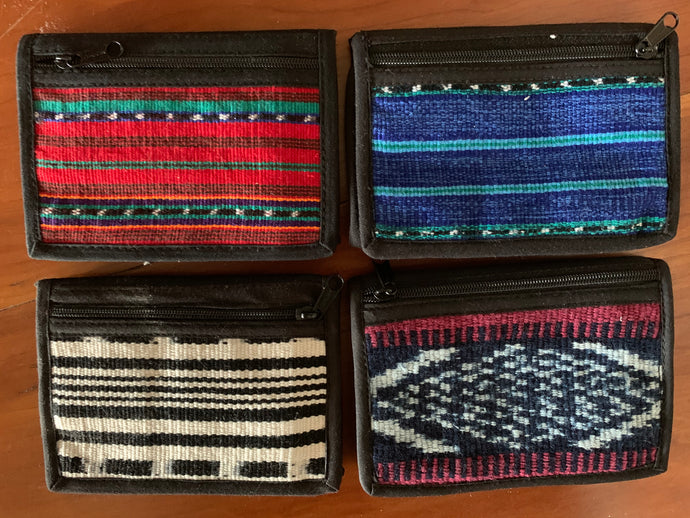 Wallets:  Maya Traditions - Jaspe