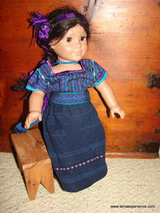 "Doll - San Antonio Palopo 18"" Doll Outfit"