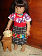 "Doll - San Juan Sacatapequez 18"" Doll Clothes (2 color options)"