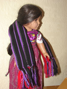 "Santiago Atitlan 18""  Doll Outfit  (3 Color Options)"