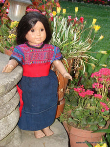 "Todo Santos 18"" Doll Outfit"