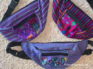 Bags:  Fanny Pack/Belly Pouch by Francisco from Todos Santos