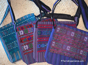 Bags: Flap Shoulder Bags by Francisco from Todos Santos