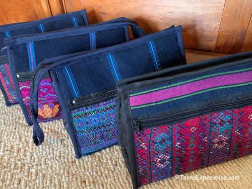 Bags:  Indigo Travel Bags by Francisco from Todos Santos