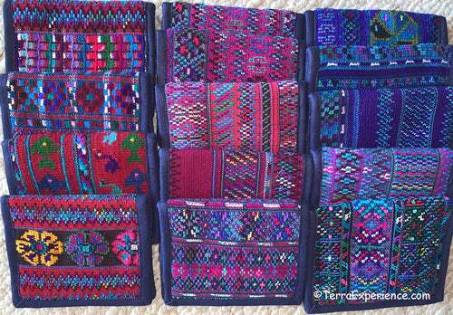 Wallets: Todos Santos, 2-fold by Francisco