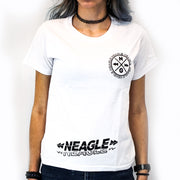 CAMISA NEAGLE LOW BAR BRANCA FANSTAR SHOP