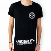 CAMISA NEAGLE LOW BAR PRETA FANSTAR SHOP