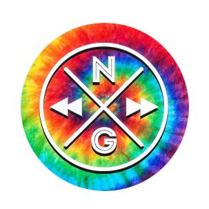 Neagle Pop 3.0 TIE DYE - RAINBOW FANSTAR SHOP
