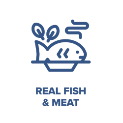 Real Fish and Meat