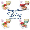Snappy Tom Lites Variety Pack
