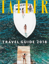 Reluxury Prickly Pear Seed oil as seen in TATLER Travel Guide 2018