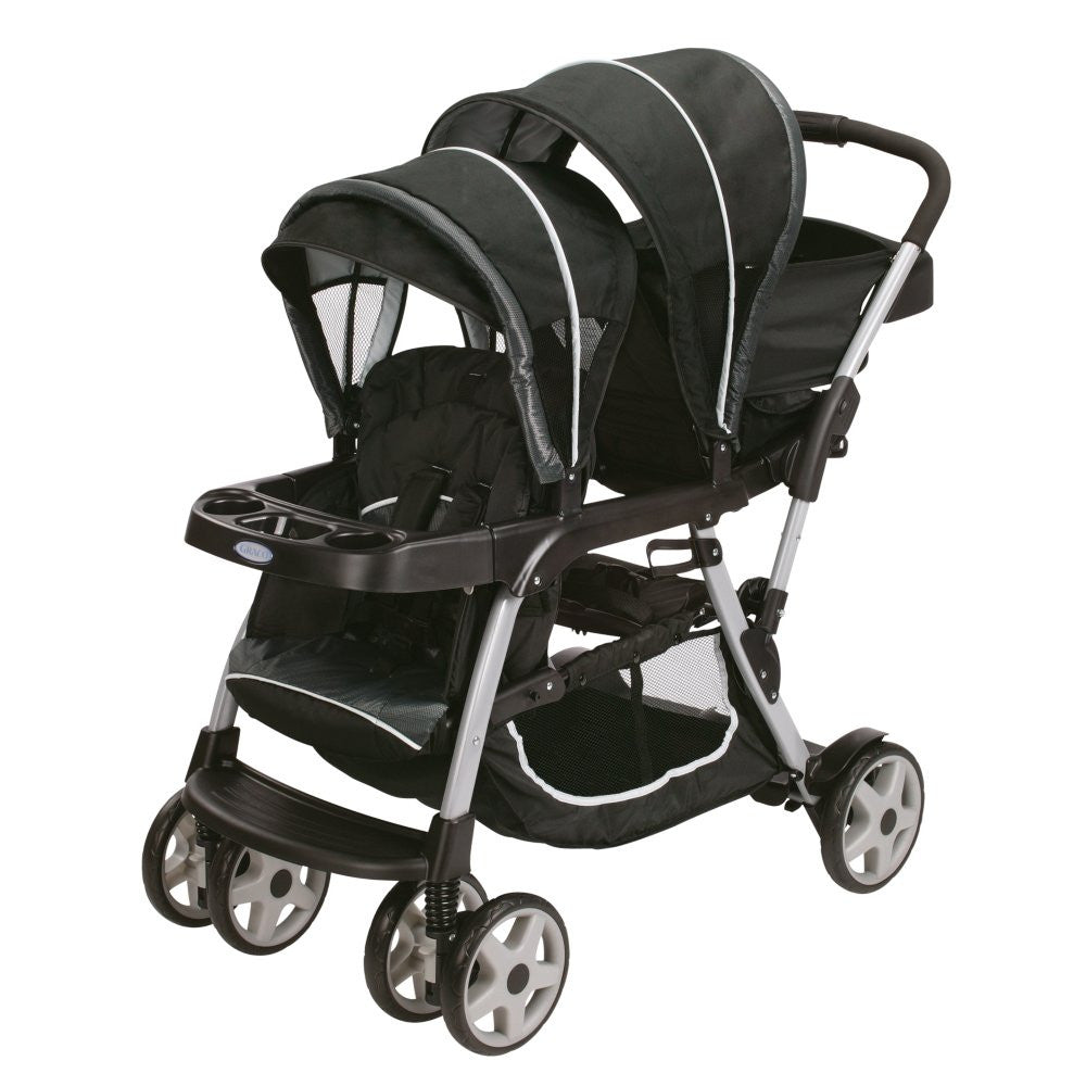 Graco Ready2grow Click Connect LX Stroller Gotham 2015