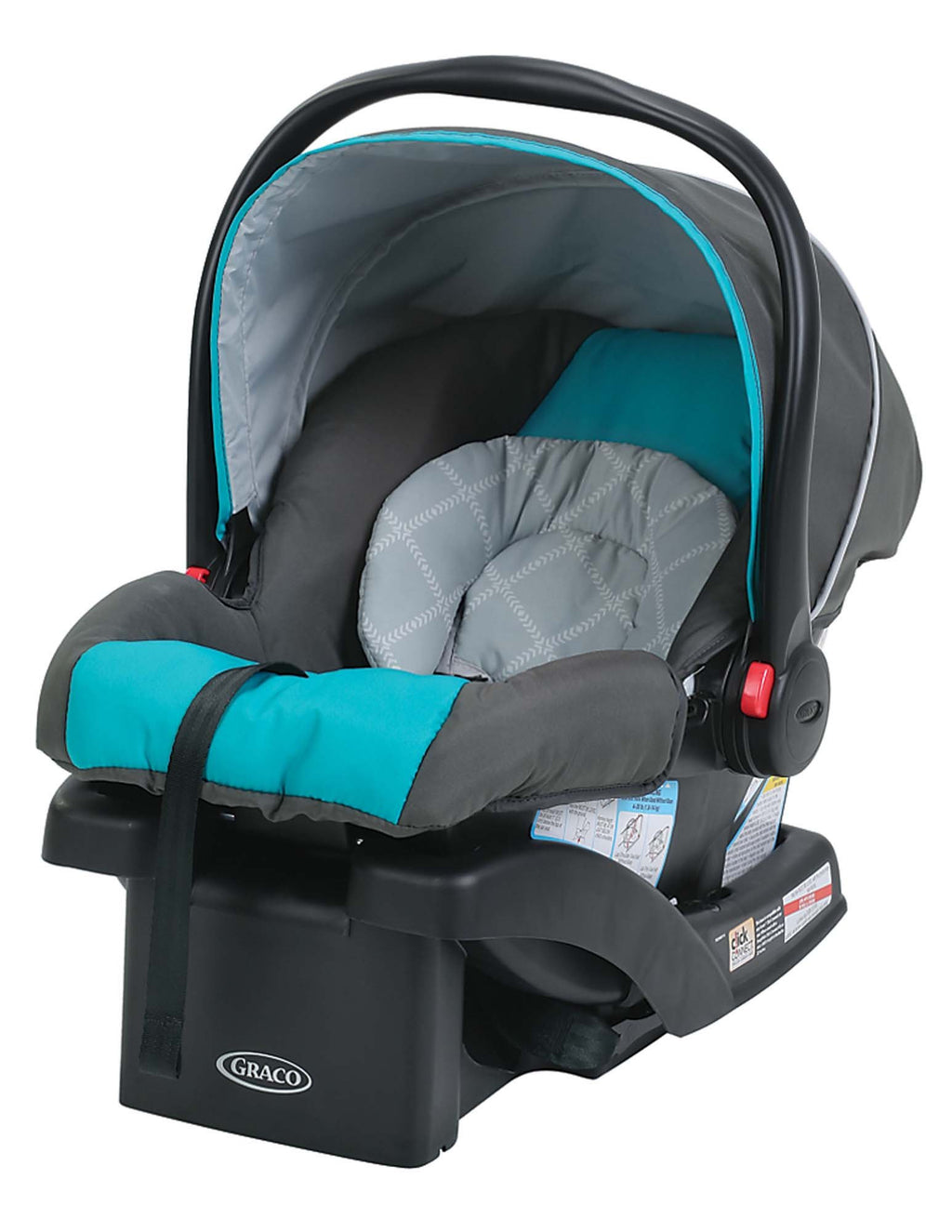 Graco SnugRide 30 Click Connect Front Adjust Car Seat Finch