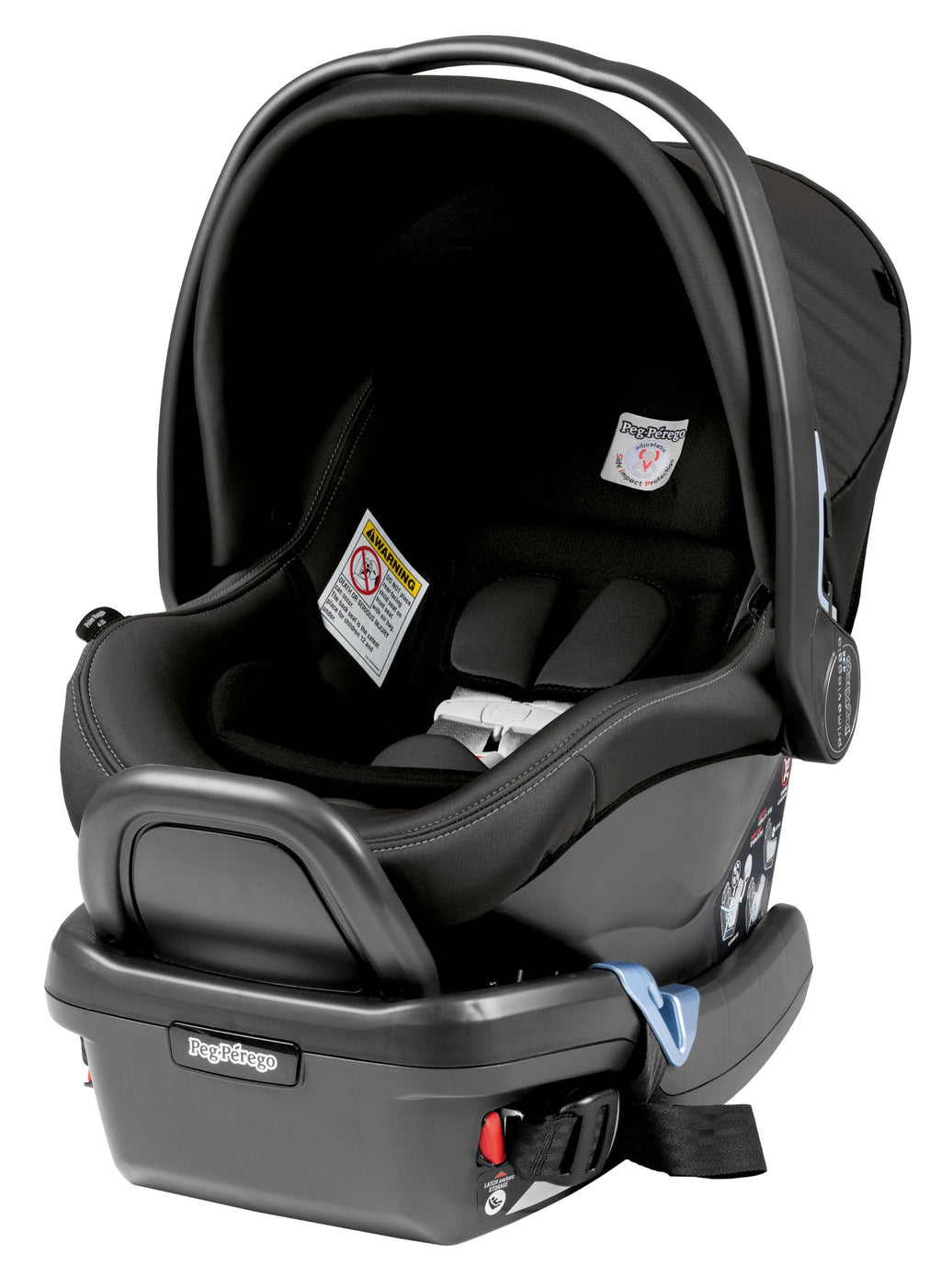 Peg Perego Primo Viaggio 4/35 Infant Car Seat with base Atmosphere