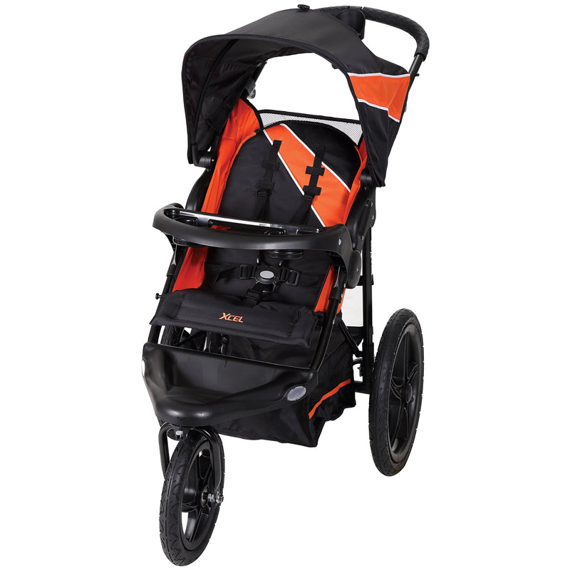 Baby Trend Xcel Jogger Stroller Tiger Lily