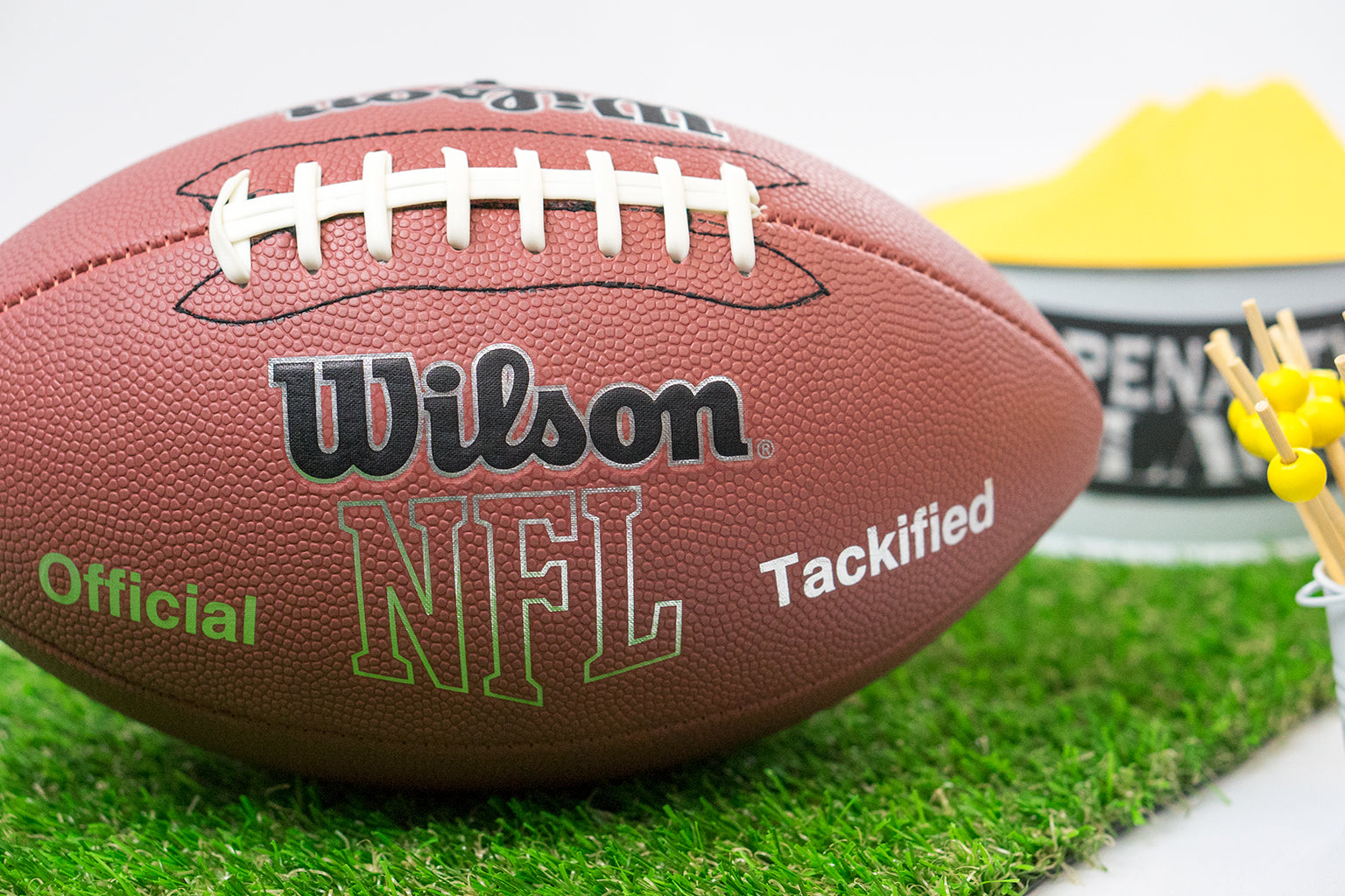 Wilson Official Nfl Football Well Hosted