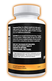 SINGED - FAT BURNER & NATURAL APPETITE SUPPRESSANT