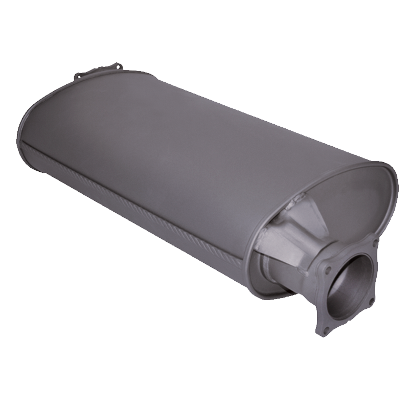 Internal Bulkhead Mufflers