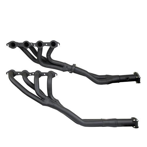 Redback Headers & Cats to suit Holden Statesman (01/1999 - 01/2004), Caprice (01/1999 - 01/2004), Commodore (01/1999 - 2005), Calais (01/1999 - 01/2004)