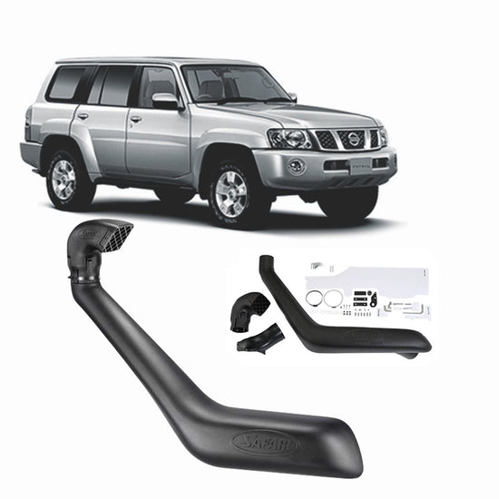 Safari Snorkel to suit Nissan Patrol Series 4 ZD30-DDTI