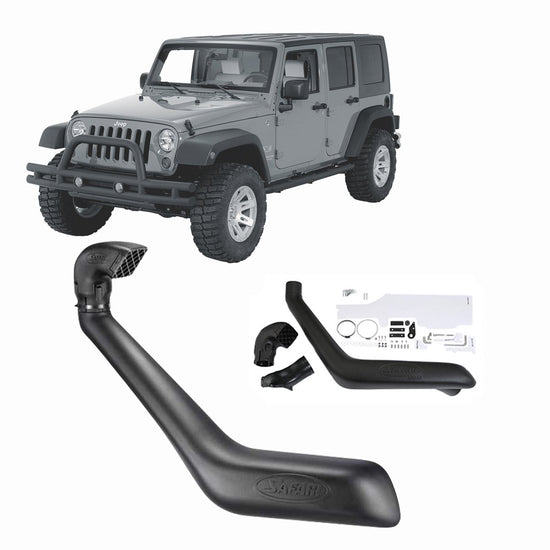 Safari Snorkel to suit Jeep Wrangler (02/2012 - 04/2018)