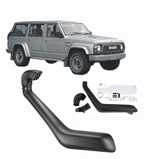 Safari Snorkel to suit Nissan Patrol (01/1988 - 12/1997), Ford Maverick (02/1988 - 03/1994)