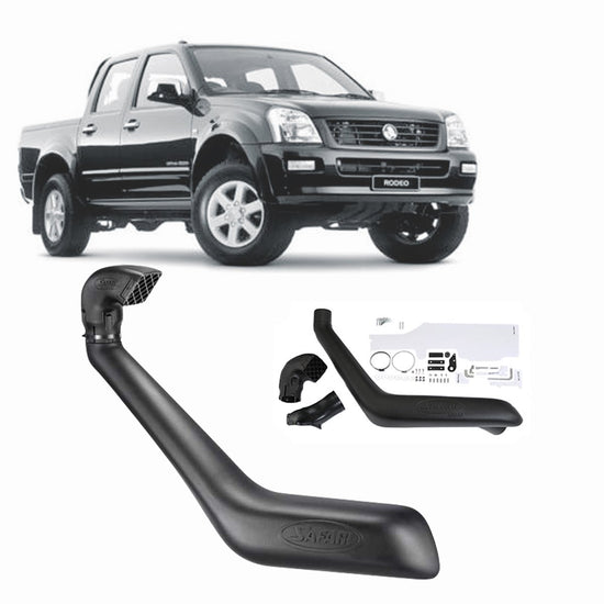 Safari Snorkel to suit Holden Rodeo TF (01/2002 - 2003)