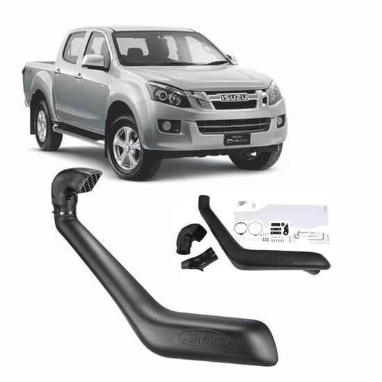 "Safari Snorkel to suit Isuzu D-MAX (06/2012 - on)  ""Wide Body"" vehicles Only"