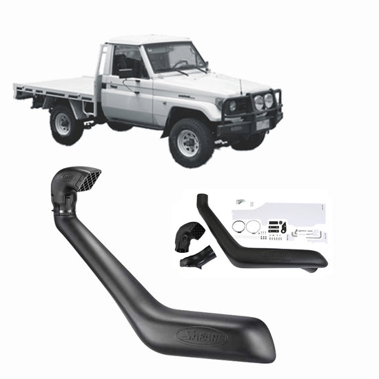 Safari Snorkel to suit Toyota Landcruiser (01/1985 - 03/1990)