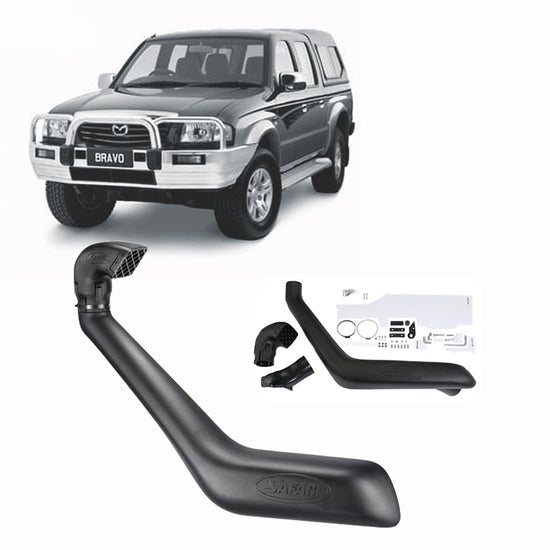 Safari Snorkel to suit Ford Courier (05/1996 - 02/1999), Mazda B-SERIES BRAVO (04/1996 - 02/1999)