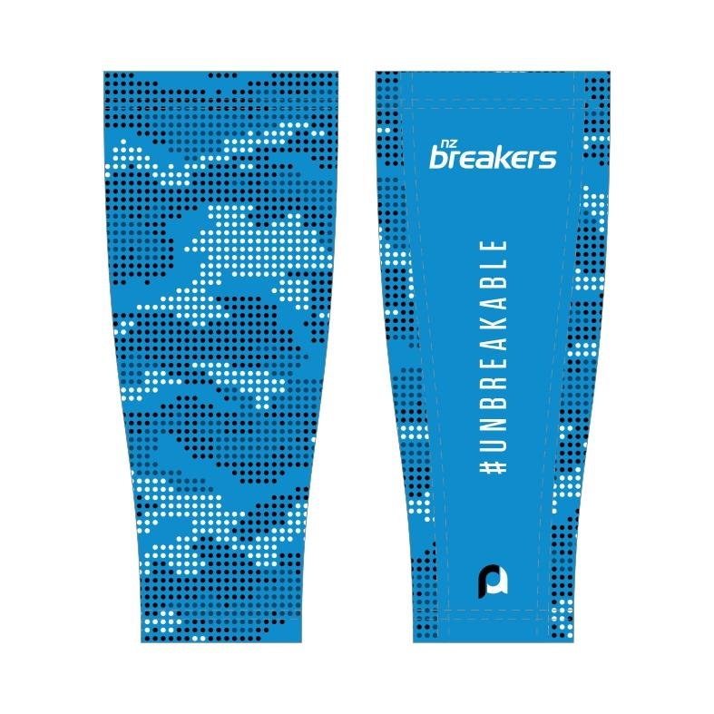 NZ Breakers Compression Calf Sleeves