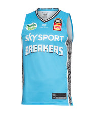 ADULTS 2019/20 NZ Breakers Official Player Singlets