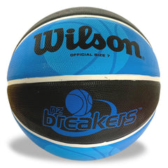 Size 7 Official NZ Breakers Basketball by Wilson