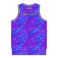 NZ Breakers Fluro Basketball Singlet