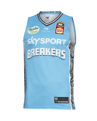 2019/20 NZ Breakers Official Player Singlets