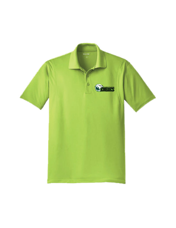 ATLANTIC EAGLES LIME SHOCK POLO (MULTIPLE STYLES AVAILABLE)