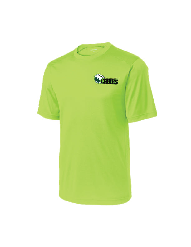 ATLANTIC EAGLES LIME SHOCK TEE (MULTIPLE STYLES AVAILABLE)
