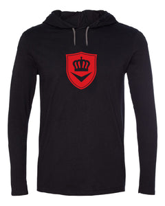 CROWN POINT HS - HOODED TEE SHIRT 2018