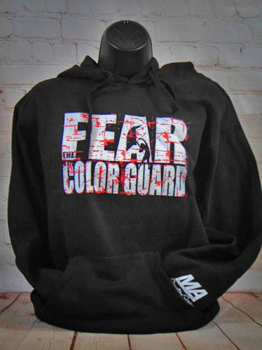 Fear the Colorguard Hoodie