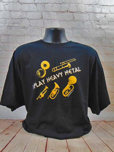 I Play Heavy Metal!